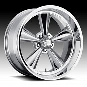 U.S. Mags U104 Standard Chrome Custom Wheels Rims