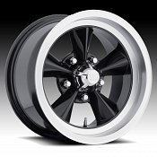 U.S. Mags U106 Standard Black Machined Custom Wheels Rims