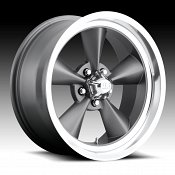 U.S. Mags U102 Standard Gunmetal Custom Wheels Rims
