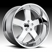 U.S. Mags U116 Hustler Chrome Custom Wheels Rims
