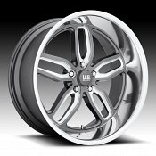US Mags C-TEN U129 Anthracite Custom Wheels Rims