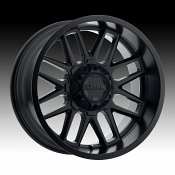 Ultra 231SB Butcher Satin Black Custom Wheels Rims
