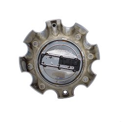 89-9782C / Ultra Chrome Bolt-On Center Cap 2