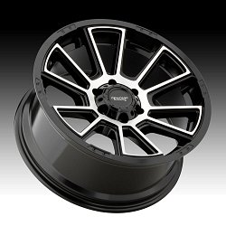 American Racing AR933 Intake Gloss Black Machined Custom Wheels Rims 3