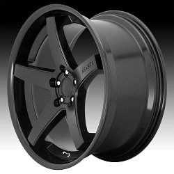 Asanti Black Label ABL31 Regal Black Custom Wheels Rims 2