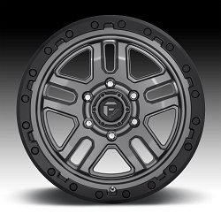 Fuel Ammo D701 Anthracite Custom Wheels Rims 2
