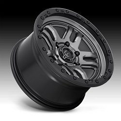 Fuel Ammo D701 Anthracite Custom Wheels Rims 3