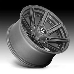 Fuel Rogue D710 Platinum Custom Wheels Rims 2