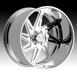 Gear Forged F72P2 Polished Custom Wheels Rims 2