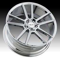 Helo HE911 Chrome Custom Wheels Rims 3