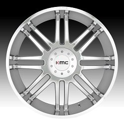 KMC KM714 Regulator Chrome Custom Wheels Rims 2