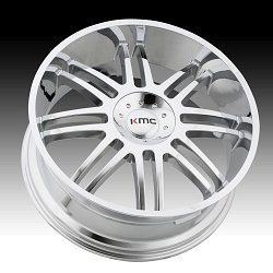 KMC KM714 Regulator Chrome Custom Wheels Rims 3