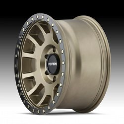 Mayhem Scout Flow Form 8302 Gold Custom Wheels Rims 2