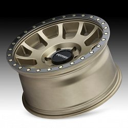 Mayhem Scout Flow Form 8302 Gold Custom Wheels Rims 3