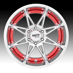 Moto Metal MO993 Hydra Chrome Custom Wheels Rims 2