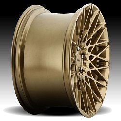 Niche M155 Citrine Bronze Custom Wheels Rims 2