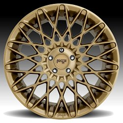 Niche M155 Citrine Bronze Custom Wheels Rims 3