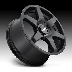 Rotiform SIX R113 Matte Black Custom Wheels Rims 2