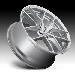 Rotiform FLG R133 Gloss Silver Custom Wheels Rims 2