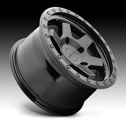 Rotiform SIX-OR R151 2-Tone Black Custom Wheels Rims 2