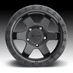 Rotiform SIX-OR R151 2-Tone Black Custom Wheels Rims 3