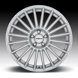 Rotiform BUC R153 Gloss Silver Custom Wheels Rims 2