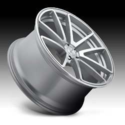 Rotiform SPF R120 Machined Silver Custom Wheels Rims 2