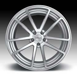 Rotiform SPF R120 Machined Silver Custom Wheels Rims 3