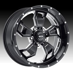 SOTA Offroad S.C.A.R. Death Metal Custom Truck Wheels Rims 2