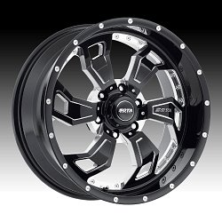SOTA Offroad S.C.A.R. Death Metal Custom Truck Wheels Rims 3