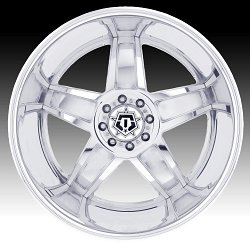 TIS Forged F50P Polished Custom Wheels Rims 2