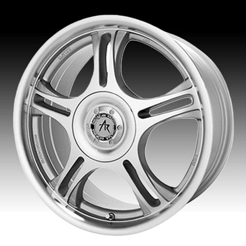 American Racing AR95T Estrella Machined Custom Rims Wheels 1