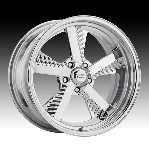 American Racing VF200 Polished Forged Custom Wheels Rims 1