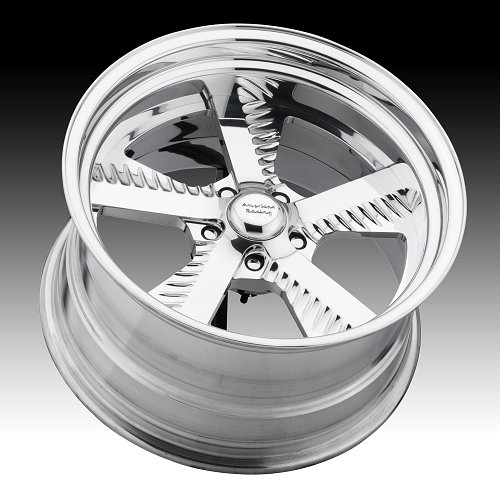 American Racing VF200 Polished Forged Custom Wheels Rims 2