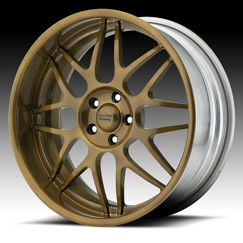 American Racing VF483 Polished Forged Vintage Custom Wheels 1