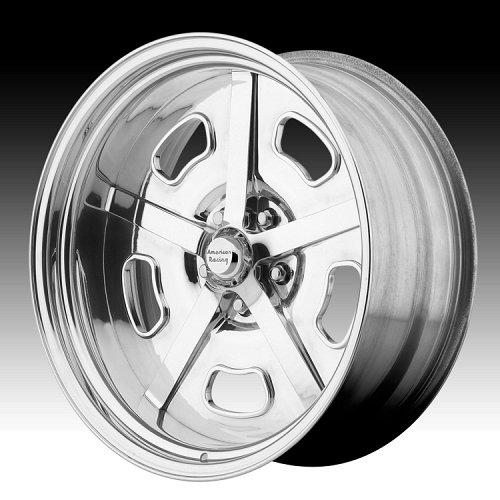 American Racing VF493 Polished Forged Vintage Custom Wheels 1