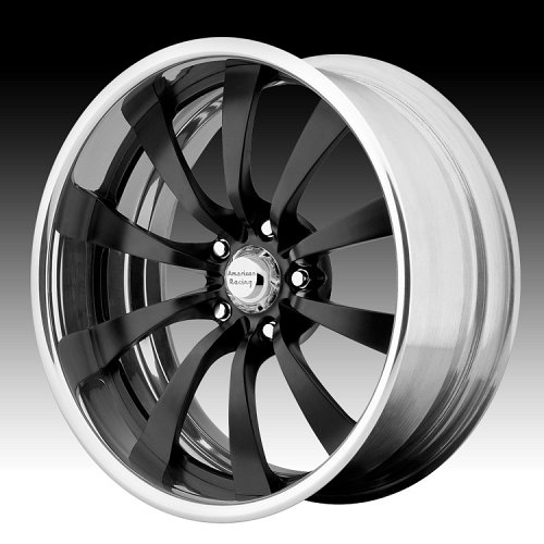 American Racing VF499 Polished Forged Vintage Custom Wheels 1