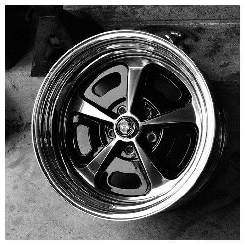 American Racing VN500 2-PC Polished Painted Custom Rims Wheels 2