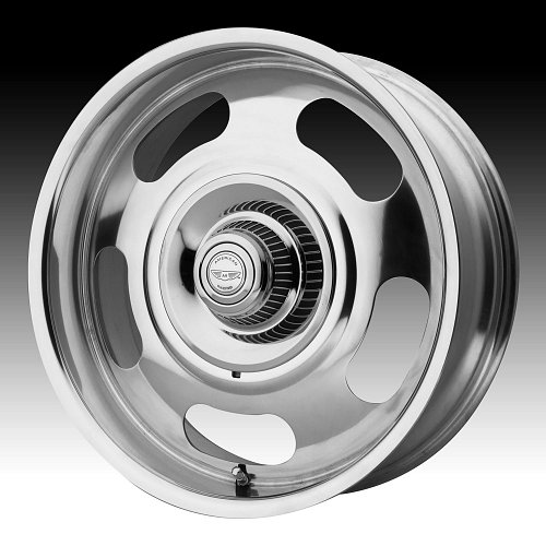 American Racing VN506 Rally Polished Custom Wheels Rims 1