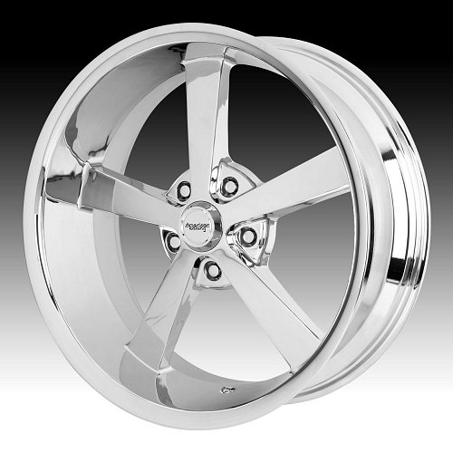 American Racing VN508 Super Nova 5 Chrome Custom Wheels Rims 1