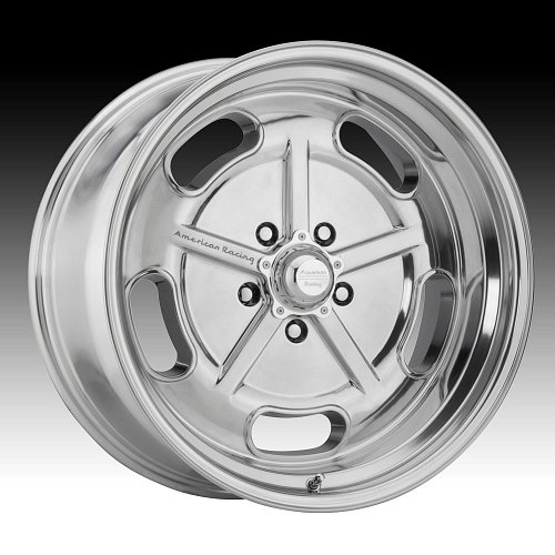 American Racing VN511 Salt Flat Polished Custom Wheels Rims 1
