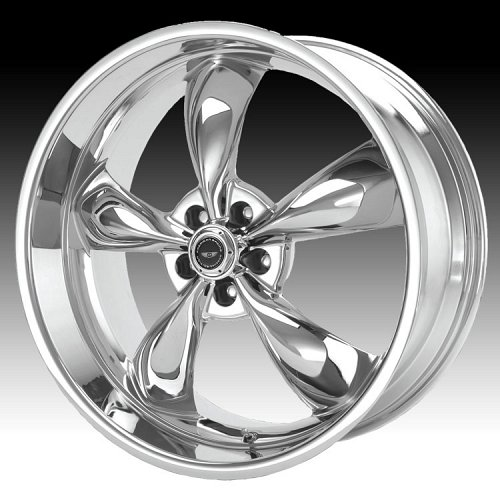 American Racing Torq Thrust® AR605M 605 Chrome Custom Rims Wheels 1