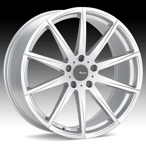 Advanti Racing DI Dieci Silver Custom Wheels Rims 1
