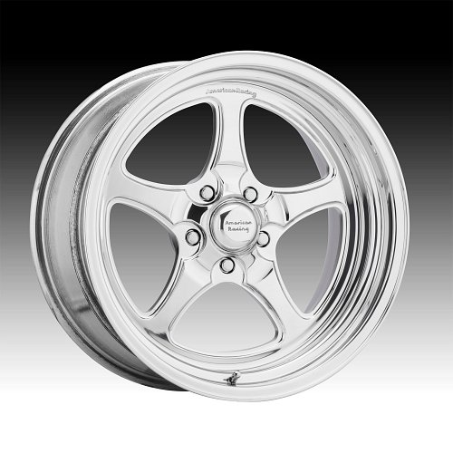 American Racing VF540 Polished Forged Custom Wheels Rims 1