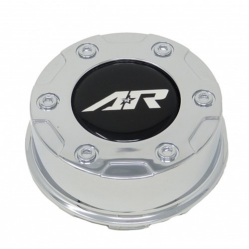 1326100941 / American Racing Snap-In Chrome Center Cap 1
