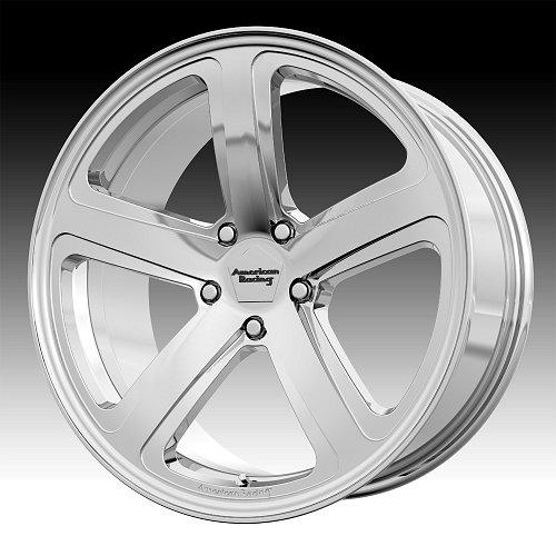American Racing AR922 Chrome Custom Wheels Rims 1