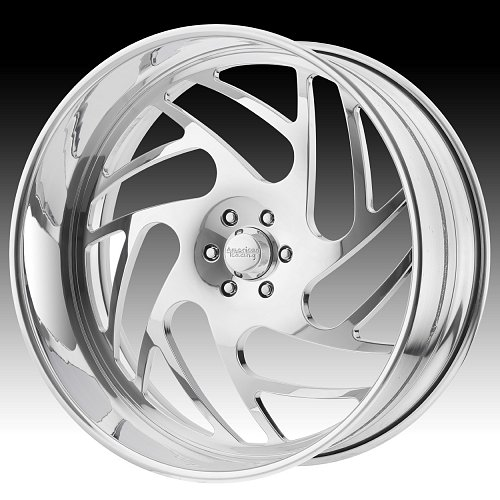 American Racing VF517 Polished Forged Custom Wheels 1