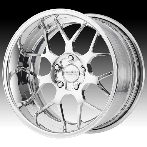 American Racing VF518 Polished Forged Custom Wheels 1
