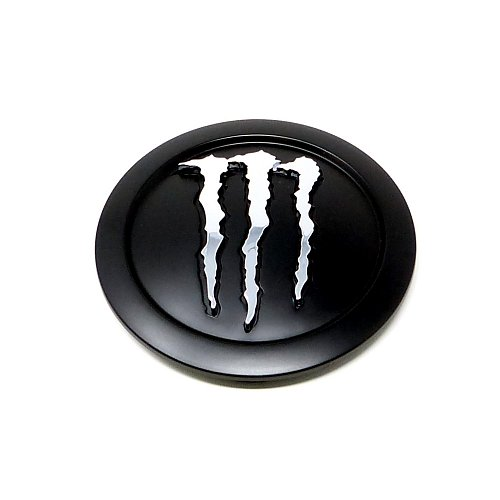 CAP-MC-EC-1 / Monster Energy Edition Chrome Logo Center Cap 1