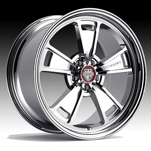 Center Line 630V MM1 Chrome PVD Custom Wheels Rims 1